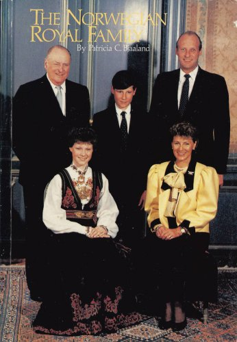 9788251822015: The Norwegian royal family