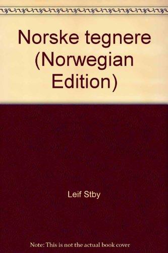 9788251822343: Norske tegnere (Norwegian Edition)