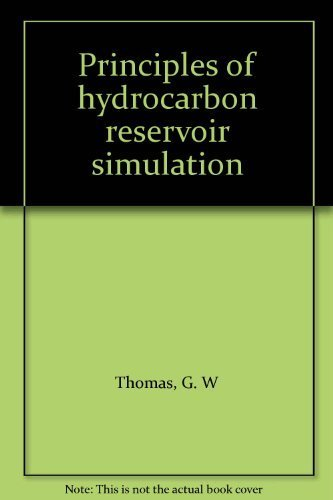 9788251901895: Principles of hydrocarbon reservoir simulation