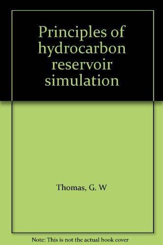 9788251901895: Principles of hydrocarbon reservoir simulation