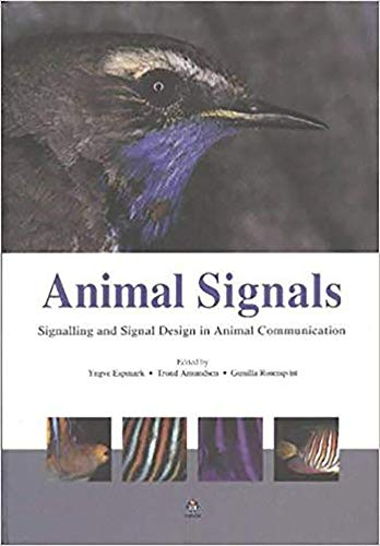 9788251915458: Animal Signals: Signalling and Signal Design in Animal Communication
