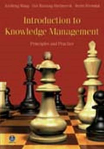 9788251916608: Introduction to Knowledge Management: Principles and Practice