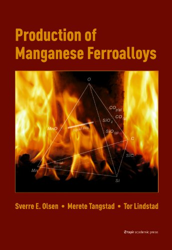 9788251921916: Production of Manganese Ferroalloys
