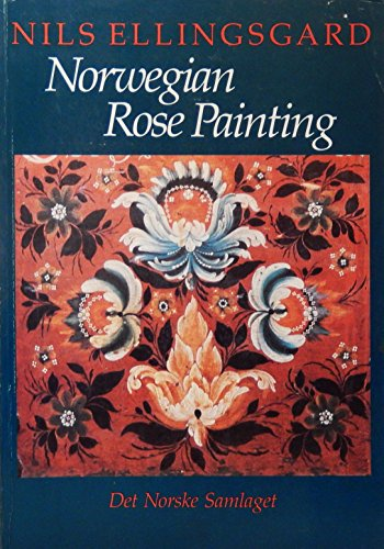 Norwegian rose painting: Ellingsgard, Nils