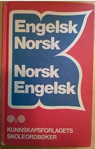 9788257301651: Engelsk Skoleordbok Engelsk-Norsk Norsk-Engelsk