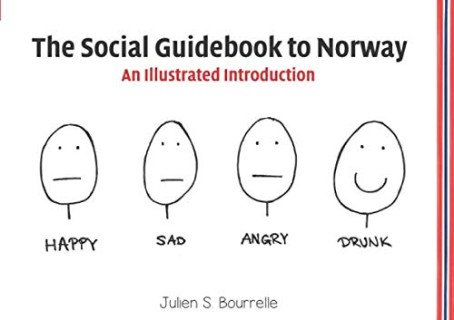 9788269007206: The Social Guidebook to Norway: An Illustrated Introduction