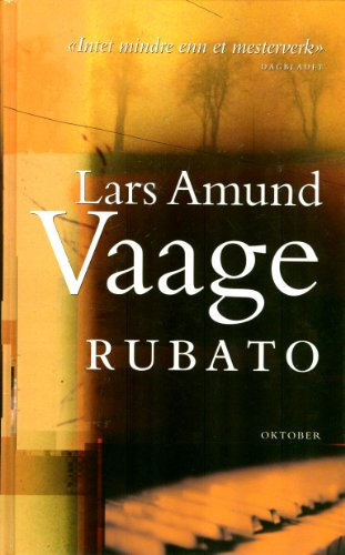 9788270946860: Rubato: Roman (Norwegian Edition)