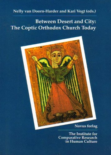 9788270992577: Between desert and city: The Coptic Orthodox Church today (Serie B--Skrifter)