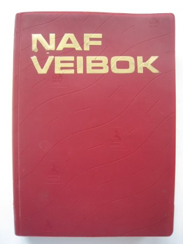 9788271670122: NAF VEIBOK 1976