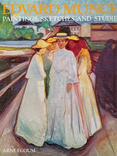 Edvard Munch : Paintings, Sketches, and Studies