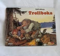 9788273350534: Skrukke Tull Og Småtroll I Skogen