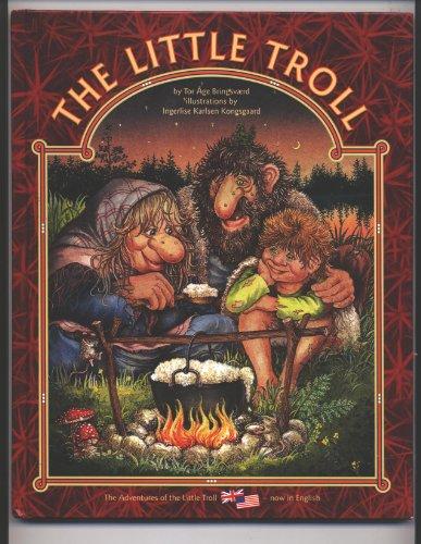 9788278910191: The Little Troll