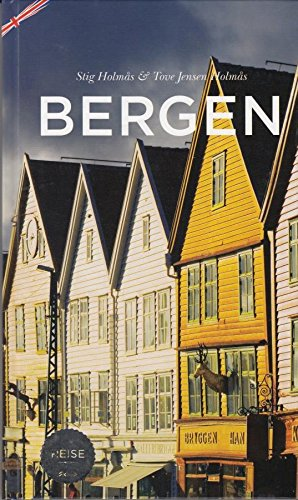 9788279590880: Bergen (An Illustrated Cultural Guide to Norway's Most Attractive City)