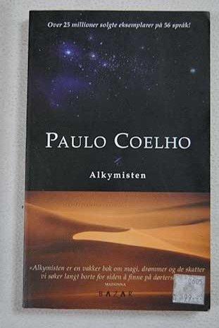 Alkymisten/El Alquimista (Texto en Noruego): Paulo Coelho