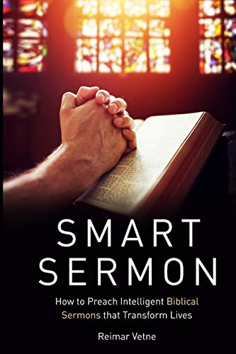 9788283020052: Smart Sermon: How to Preach Intelligent
