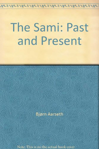 9788290036329: The Sami: Past and Present