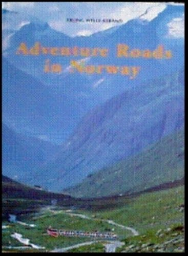 9788290103717: Adventure Roads in Norway