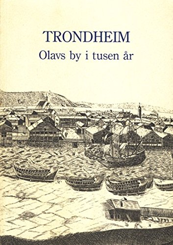Trondheim: One thousand years in the city: Sandnes, Jorn (edit).