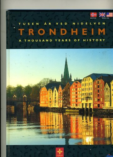 9788290633337: Trondheim: A Thousand Years of History
