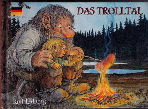 9788290633887: Das Trolltal (Minibuch)