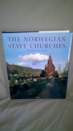 9788291399294: The Norwegian Stave Churches