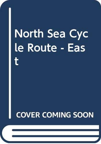 9788292688090: North Sea Cycle Route - East