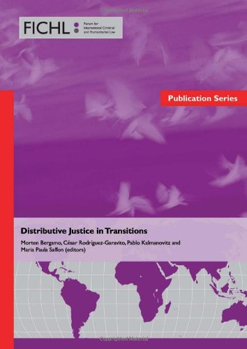 9788293081128: Distributive Justice in Transitions