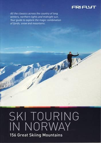 9788293090311: Ski Touring in Norway: 156 Great Skiing Mountains