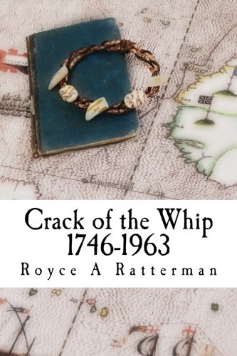 9788293267188: Crack of the Whip: 1746-1963