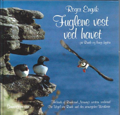 9788299093798: Fuglene Vest Ved Havet:The Birds of Runde and Norway's Western Seaboard