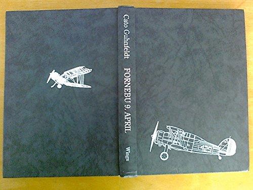 9788299219419: Fornebu 9. april (Norwegian Edition)