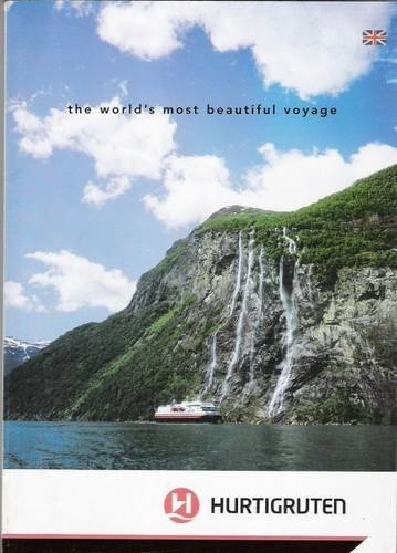 9788299315401: Hurtigruten: The World's Most Beautiful Sea Voyage