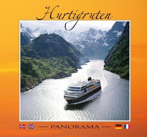 9788299550178: Hurtigruten: Panorama