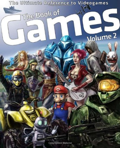 9788299737821: The Book of Games Volume 2: The Ultimate Reference on PC & Video Games (Book of Games series)
