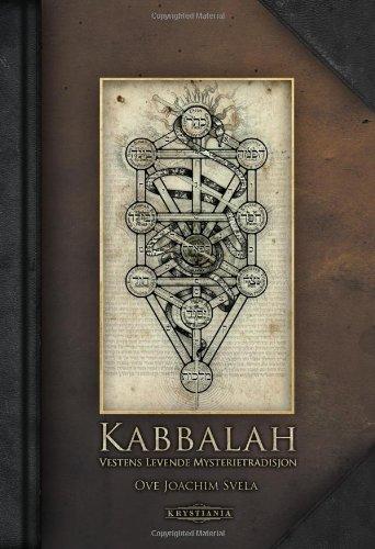 9788299824323: Kabbalah: Vestens levende mysterietradisjon (Norwegian Edition)