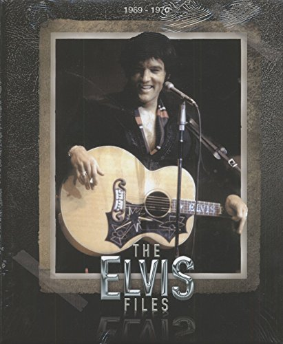 9788299855037: elvis presley the elvis files vol.5 livre / book 560 pages 1600 photos inédites 1969 / 1970 !!