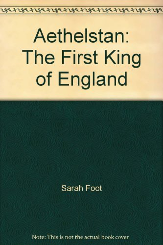 9788300125357: Aethelstan: The First King of England
