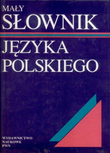 Maly slownik jezyka polskiego: n/a