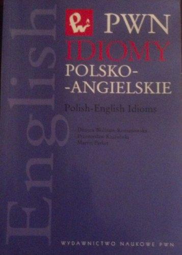 9788301139094: Idiomy Polsko-Angielskie (PWN)
