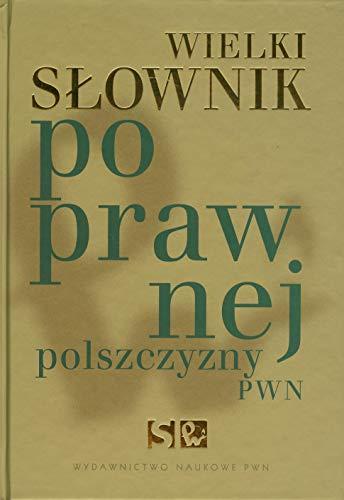 Wielki slownik poprawnej polszczyzny PWN: n/a