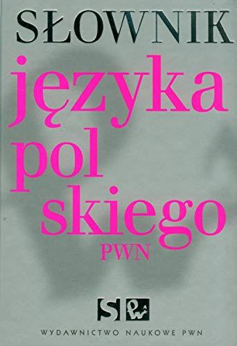9788301146269: Slownik jezyka polskiego PWN