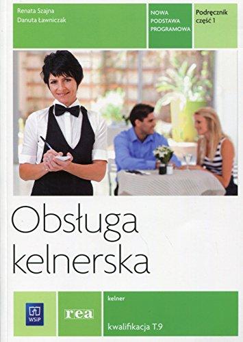 9788302147159: Obsluga kelnerska Podrecznik Czesc 1