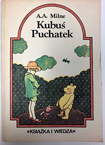 9788305119856: Kubus Puchatek