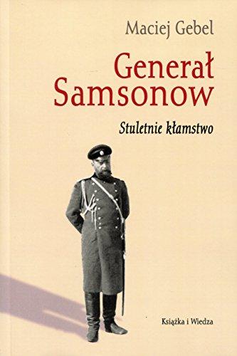 9788305136440: General Samsonow