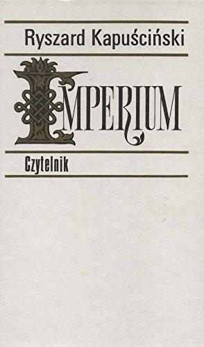 9788307023335: Imperium