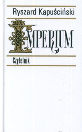 9788307031019: Imperium
