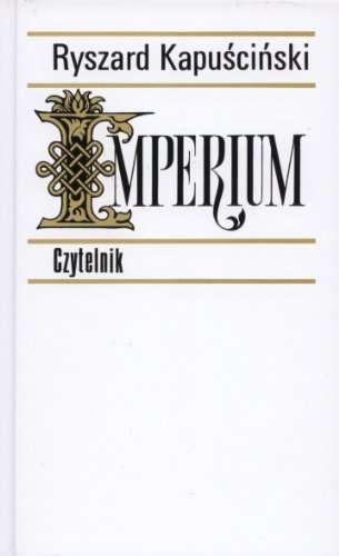 9788307032375: Imperium