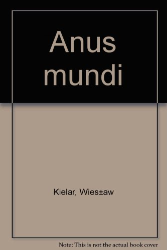 9788308004401: Anus mundi