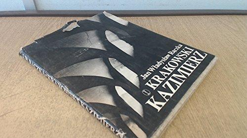 Krakowski Kazimierz (Polish Edition) RaÌ czka, Jan