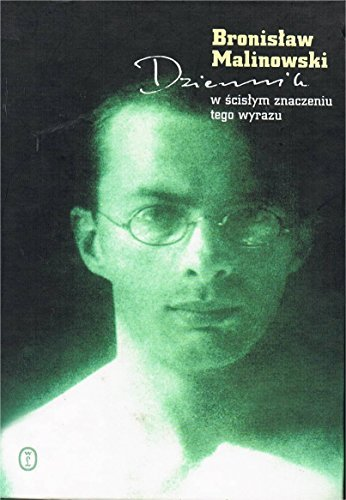 9788308031810: Dziennik w ścisłym znaczeniu tego wyrazu (Polish Edition)